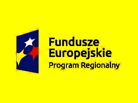 Logo - Fundusze Europejskie - Program Regionalny